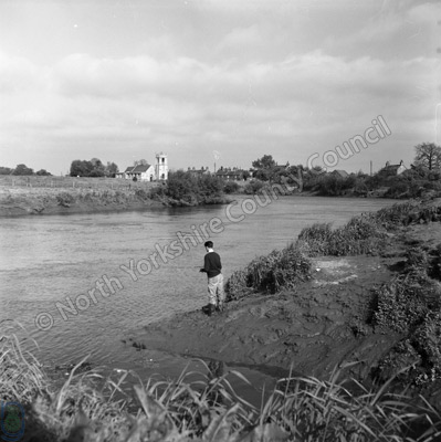 Fishing, River Ouse, Cawood